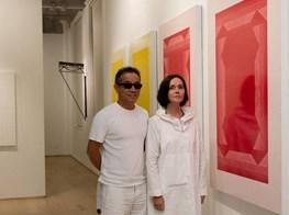 When maths meets art: Inga Svala Thórsdóttir and Wu Shanzhuan at Hanart TZ