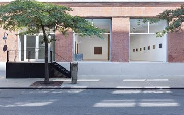525 West 22nd St, New York Location