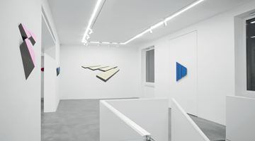 Contemporary art exhibition, Wolfram Ullrich, Wolfram Ullrich. Pure Color, Pure Form at Dep Art Gallery, Milan