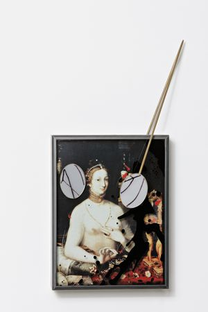 La lune de la perle by Rebecca Horn contemporary artwork