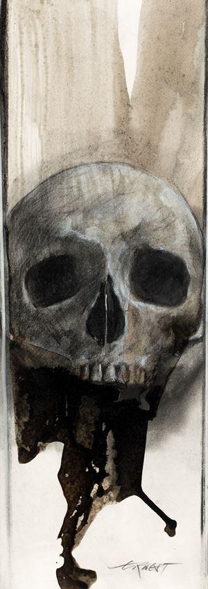 Yoyos 45 by Ernest Pignon-Ernest contemporary artwork