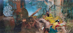 Farewell to My Concubine by Feng Mengbo contemporary artwork