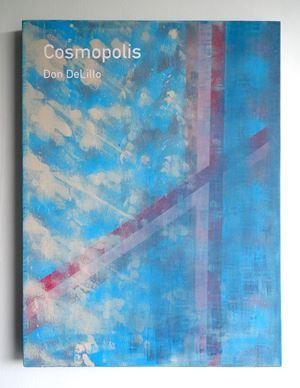Cosmopolis / Don DeLillo by Heman Chong contemporary artwork