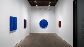 Contemporary art exhibition, Jason Martin, Space, Light, Time at Lisson Gallery, Shanghai, China