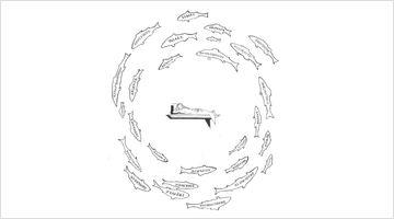 Contemporary art exhibition, Serge Dubuc, Métagraphies at Galerie Meyer - Oceanic & Eskimo Art, Paris