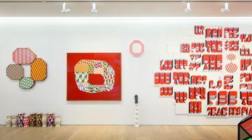 Contemporary art exhibition, Barry McGee, Potato Sack Body at Perrotin, Tokyo