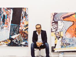 ARTIST ENOC PEREZ WALKS US THROUGH THE HOTEL ROOMS OF ROCKSTARS