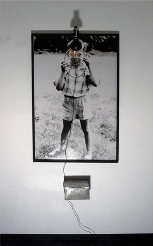 Conversation Piece by Christian Boltanski contemporary artwork
