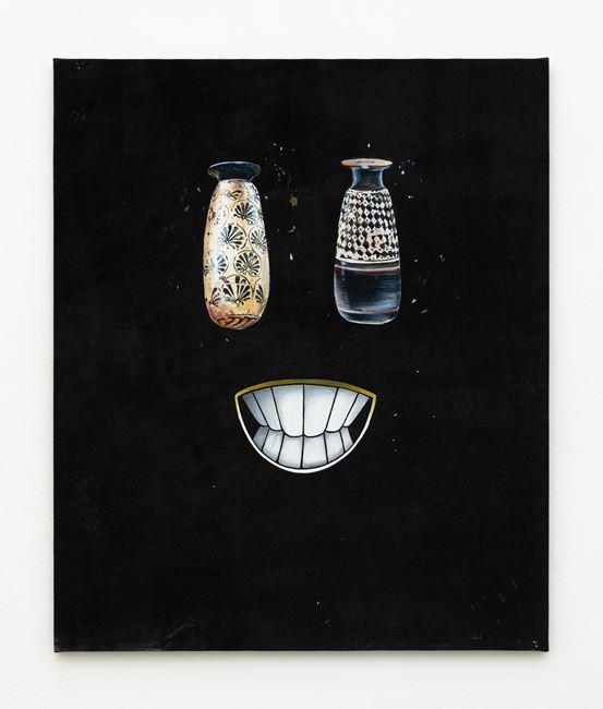 Smile de sorriso amarelo by Paulo Nimer Pjota contemporary artwork