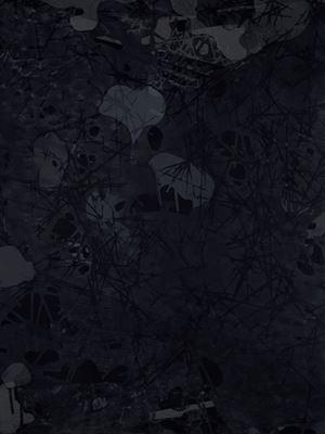 Element-Black#5 by Kohei Nawa contemporary artwork