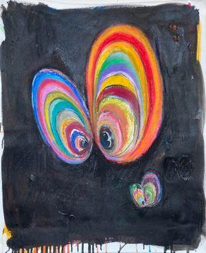 One's Eyes no.16 by KINJO contemporary artwork