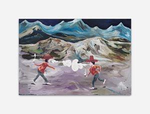 Smöker Düelli by Pierre Knop contemporary artwork