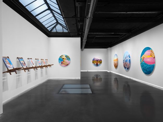 Exhibition view: Will Martyr, You Gave Me Paradise, Unit London (27 May–3 July 2021). Courtesy Unit London.