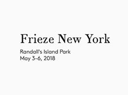 Frieze NY 2018
