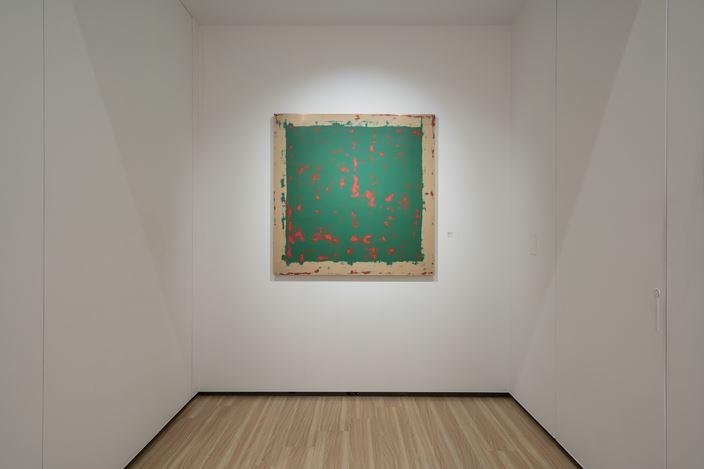 Exhibition view: Kim Deok Han, OVERLAID, Whitestone Gallery, Taipei (15 August–13 September 2020). Courtesy Whitestone Gallery, Taipei.