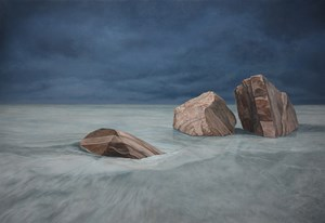 Stones by Li Donglu contemporary artwork