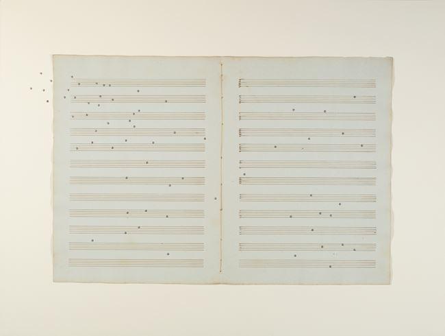 Bajo Continuo #1 by Johanna Calle contemporary artwork