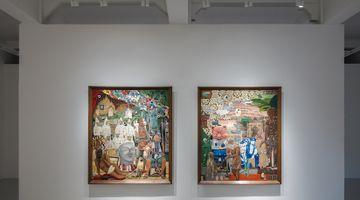 Contemporary art exhibition, Kawayan de Guia, Future Fiction at Yavuz Gallery, Singapore