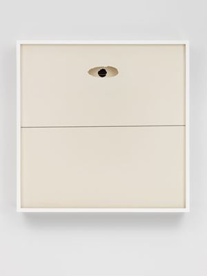 Untitled, from the Desenhos Objetos (Drawing Objects) series by Anna Maria Maiolino contemporary artwork
