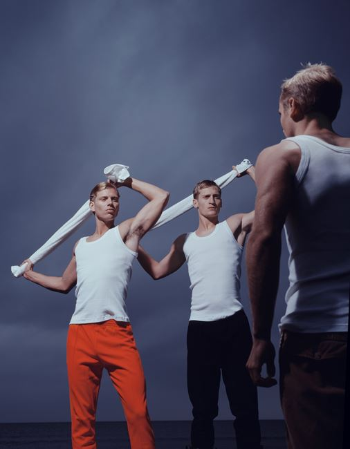 Sport by Andreas Mühe contemporary artwork