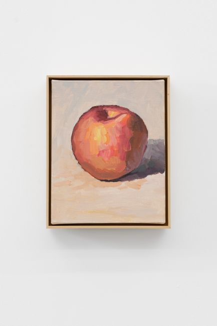 The Apple by Ge Yulu contemporary artwork