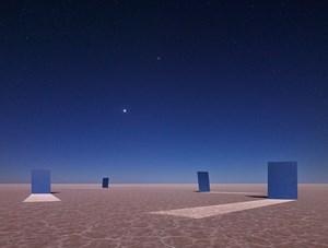 Array #11 (Venus, Jupiter) by Murray Fredericks contemporary artwork