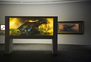 Background Story: Twilight of Xiqiao by Xu Bing contemporary artwork
