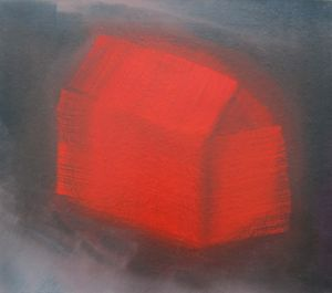 o.t. by Miriam Cahn contemporary artwork painting