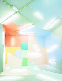Interior #53 by Marleen Sleeuwits contemporary artwork print