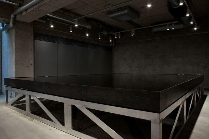 Exhibition view: Noriyuki Haraguchi, wall to wall Noriyuki Haraguchi,√K Contemporary, Tokyo (7 March–23 May 2020). Courtesy√K Contemporary.