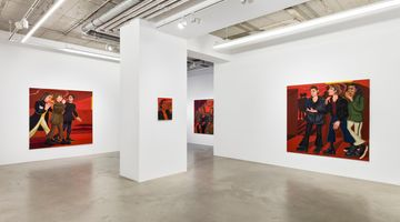 Contemporary art exhibition, Ania Hobson, I See You at SETAREH, SETAREH X, Germany