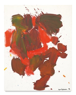 Caprizio by Hans Hofmann contemporary artwork