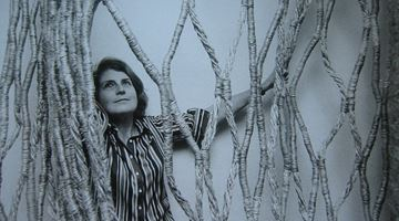 Contemporary art exhibition, Aurèlia Muñoz, Aurèlia Muñoz at Galeria Mayoral, Online Only, Barcelona