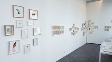 Contemporary art exhibition, Group Exhibition, Essai de définition du monde at Gallery Fifty One Too, Antwerp