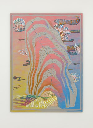 Philosopher Stone by Zach Harris contemporary artwork
