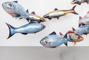 My Room is Another Fish Bowl by Philippe Parreno contemporary artwork