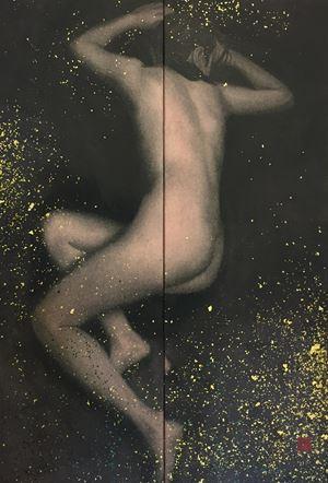 A Few Seconds' Gesture by Kazuyuki Futagawa contemporary artwork