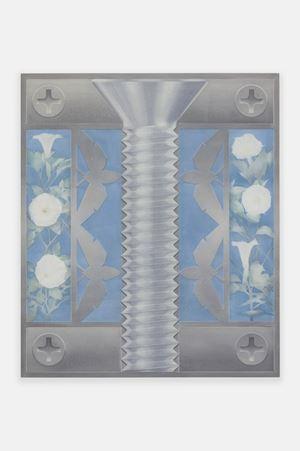 Life Thread (Gemini) by Theodora Allen contemporary artwork