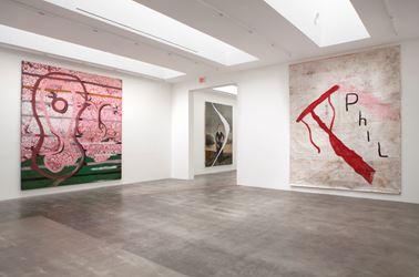 Julian Schnabel: Infinity on TrialExhibition view, 2016Blum & Poe, Los AngelesCourtesy of the artist and Blum & Poe, Los Angeles/New York/Tokyo