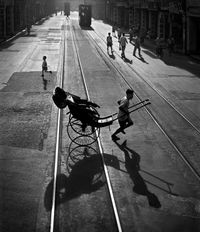 'Different Directions', Hong Kong by Fan Ho contemporary artwork photography