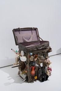 Olala Flylala Diladiladilaflylala 欧啦啦 飞啦啦 滴啦滴啦滴啦飞啦啦…… by Ouyang Chun contemporary artwork mixed media