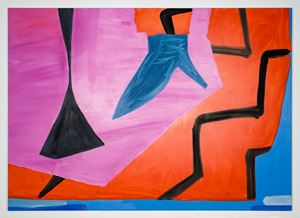 Sparkle by Elizabeth Mcintosh contemporary artwork