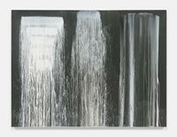 Three Times Waterfall by Pat Steir contemporary artwork painting