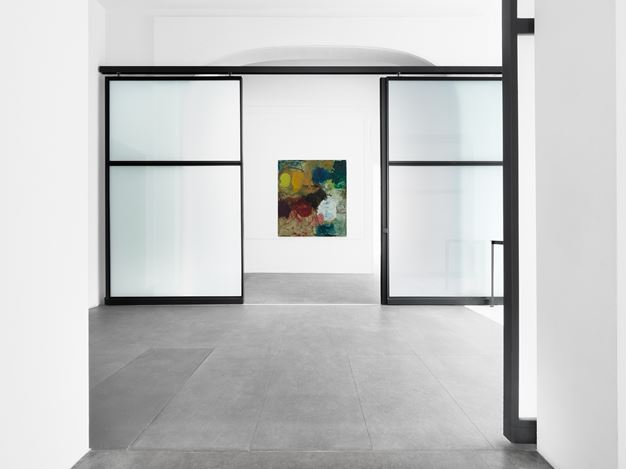 Exhibition view: Enli Zhang, Xavier Hufkens, 6 rue St-Georges, Brussels (6 September–19 October 2019). Courtesy Xavier Hufkens.