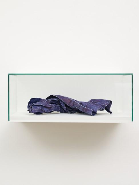 BUS DRAWING 02 by Edith Dekyndt contemporary artwork