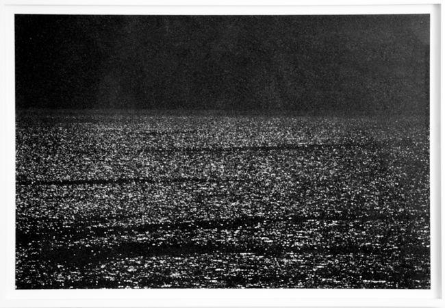 Black Ocean by Nike Savvas contemporary artwork