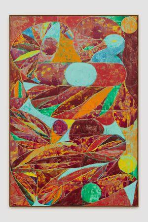 cæcilie trier by Alexander Tovborg contemporary artwork