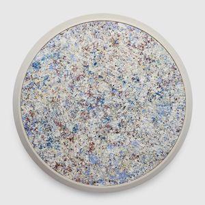 Moon Tide by Sam Gilliam contemporary artwork