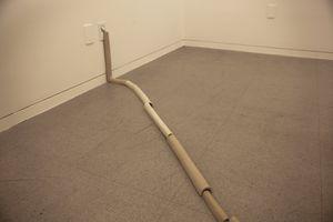 전선을 가리기 위한 형태 by Hyejin Jo contemporary artwork