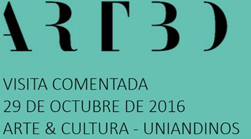 Contemporary art exhibition, ARTBO 2016 at Sabrina Amrani, Bogota, Colombia